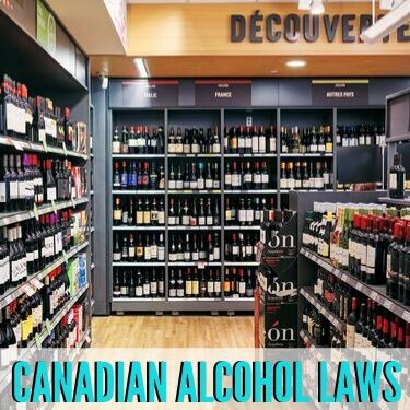Canadian alcohol laws