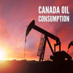 Canada Oil Consumption