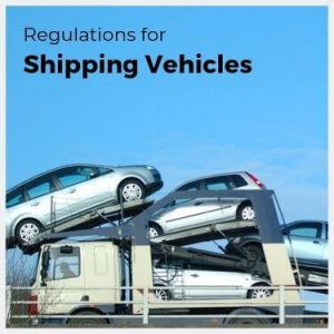 Regulations for Shipping Vehicles