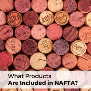 What Products Are Included in NAFTA