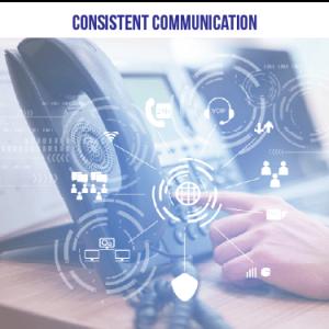 Consistent communication