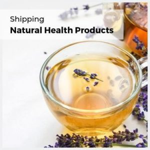 shipping natural health products
