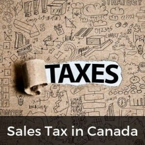 Sales Tax in Canada