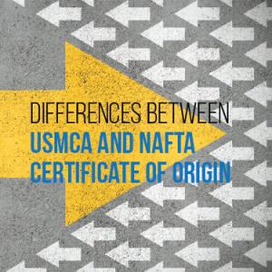 Differences between USMCA and NAFTA